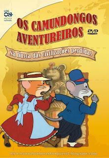 Resultado de imagem para camundongos aventureiros