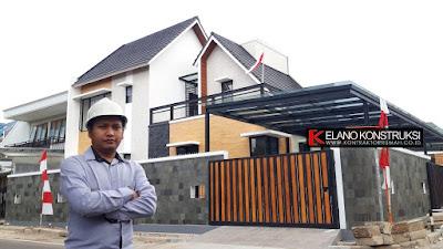Jasa Desain Rumah Depok | ELANO KONSTRUKSI