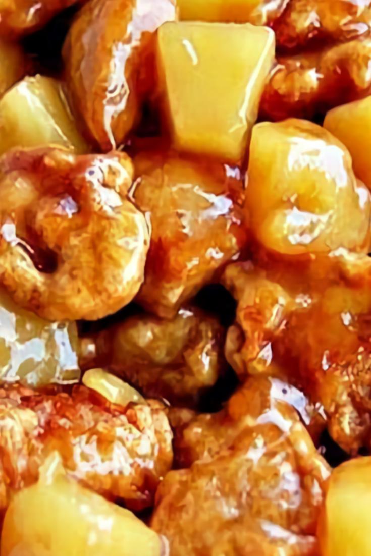 Pineapple Chicken Recipe
