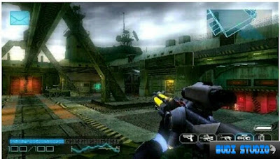 Coded Arms Contagion PPSSPP
