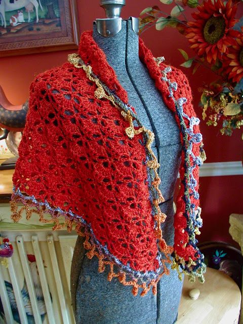 Fiddlesticks My Crochet And Knitting Ramblings A Week