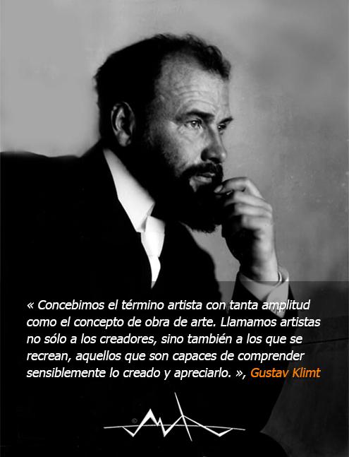frases-Gustav-Klimt-foto-b&w