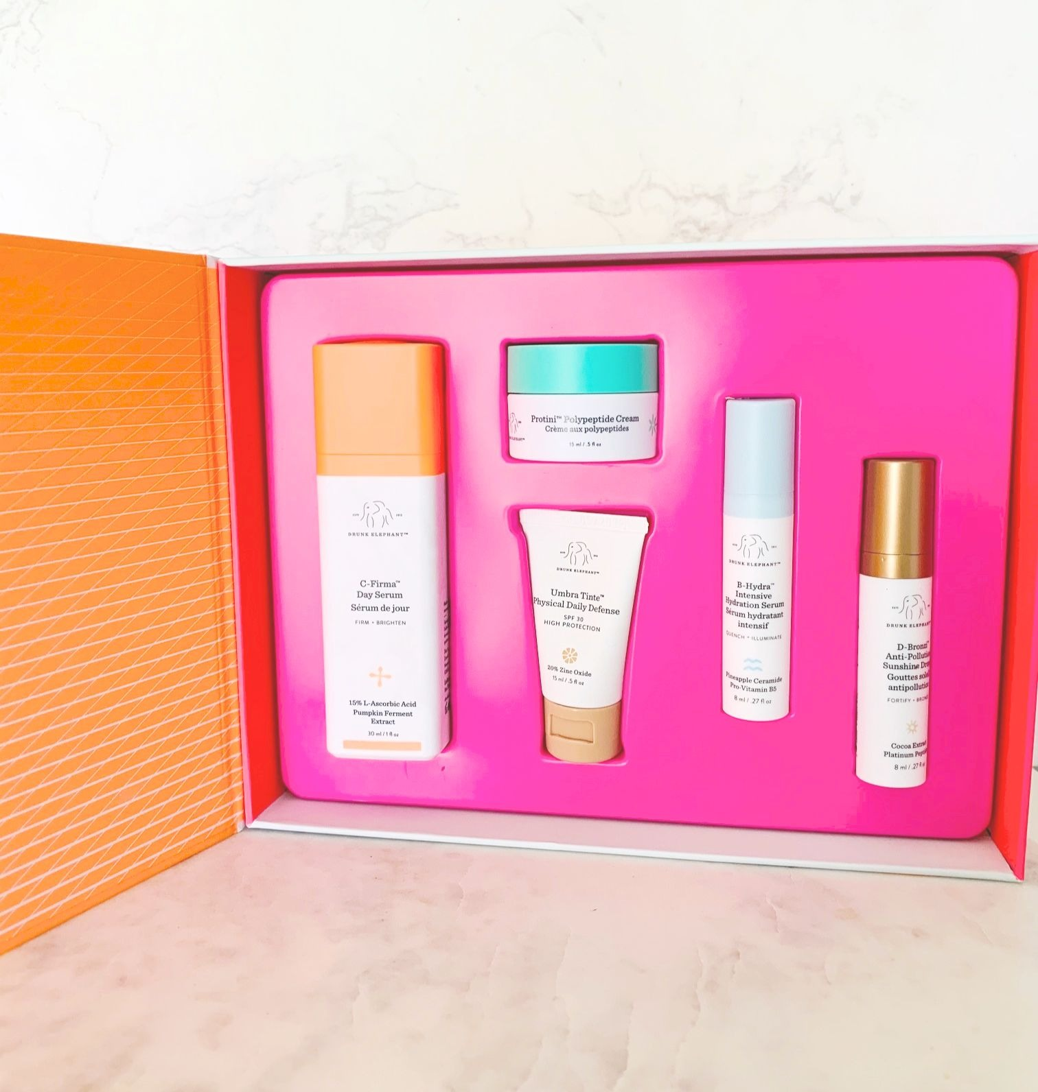 Drunk Elephant Firmy The Day Kit, Gift Guide