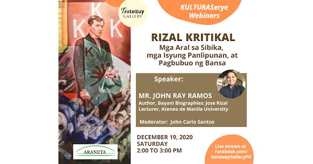 Rizal Kritikal