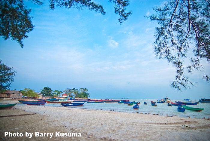 Pantai Matras di Bangka Belitung