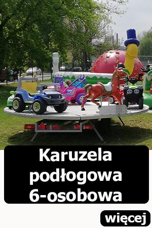 Karuzela Podłogowa Wrocław, atrakcje dla dzieci wrocław, dmuchańce, wesołe miasteczko, karuzele na festyn, piknik imprezę firmową