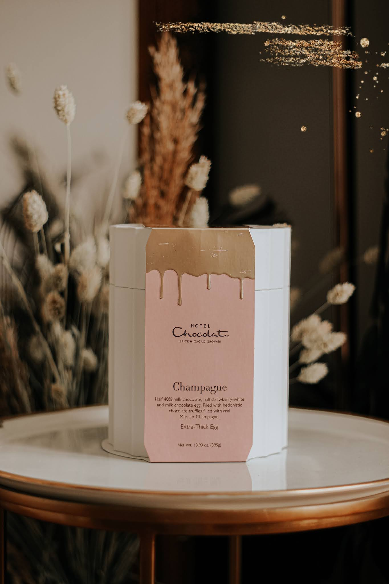 Hotel Chocolat Champagne Easter Egg Worldwide Giveaway