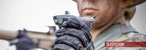 Французька армія озброюється мікродронами