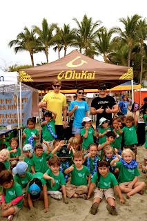 OluKai A Big Part of Punta Sayulita Classic Giveback Program 2