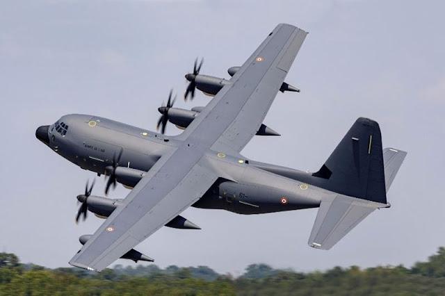 Rheinmetall Thales contract training C130J
