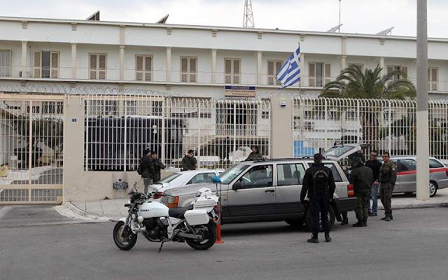Σαρωτική νίκη ΣΥΡΙΖΑ στις φυλακές Κορυδαλλού