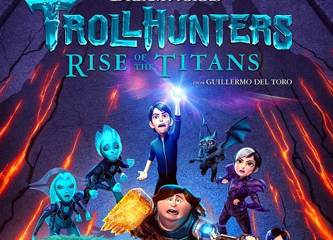 Download Trollhunters: Rise of the Titans (2021) Dual Audio [Hindi+English] 720p + 1080p WEB-DL ESubs