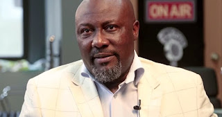 Dino Melaye Jumps Out Of Moving Police Vehicle That Was Taking Him To Kogi