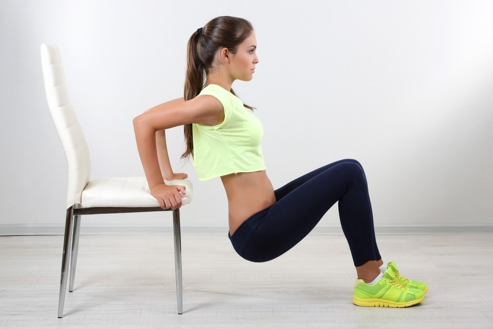 3+ Lower Body Exercises You Can Do With a Chải