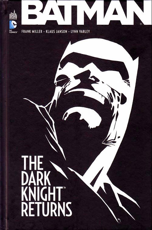 Batman The Dark Knight Returns par Frank Miller chez Urban Comics