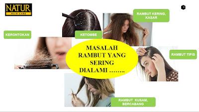 rambut sehat natur hair care