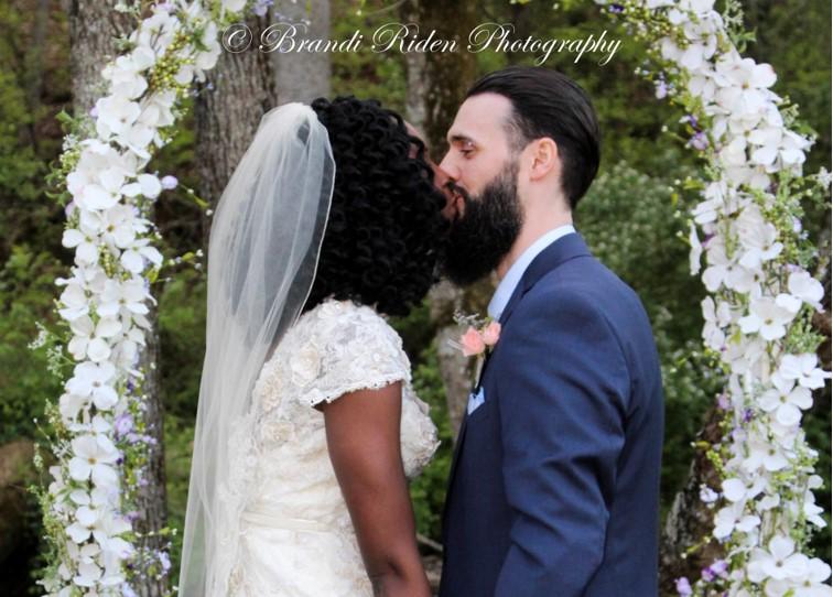 Nkem and Jon's Wedding. Photography by Brandi Riden