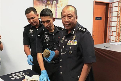Nigerian cook arrested in Malaysia for selling drugs