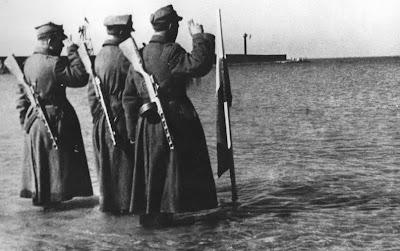Polish soldiers - Kolberg 1945