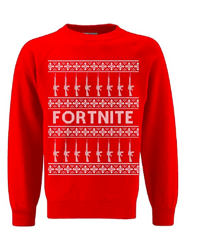 20 Fortnite Christmas Gift Ideas - christmas jumper