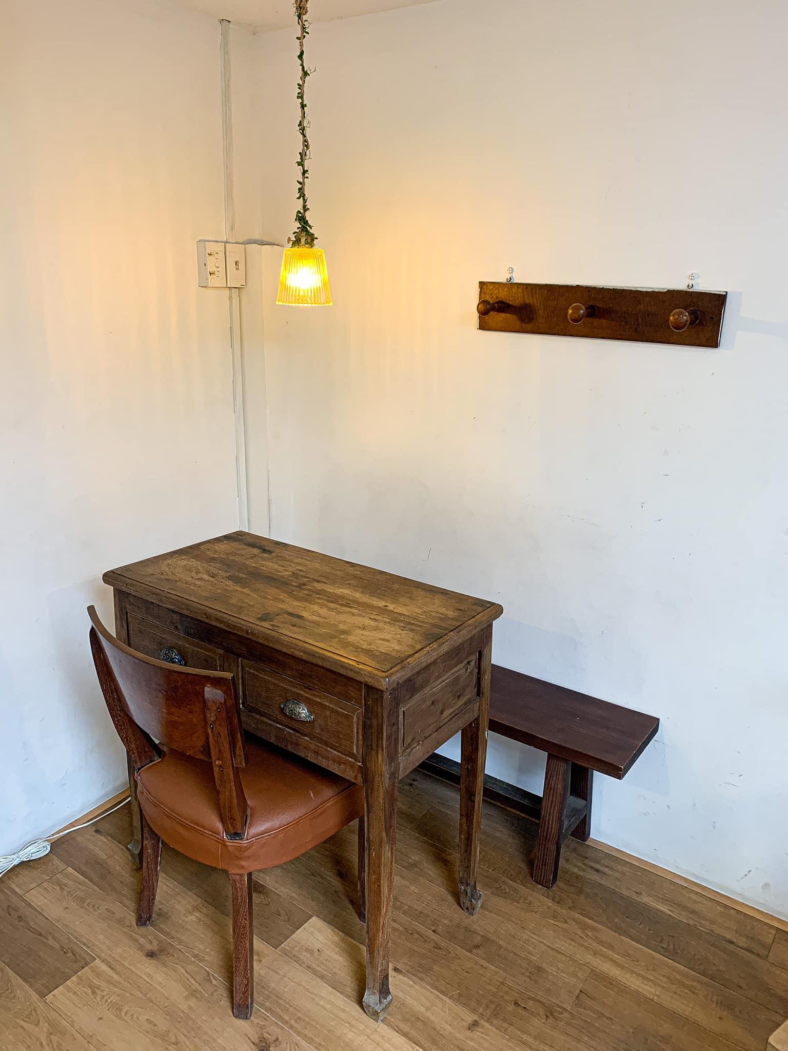 Madchen Cafe - Quán cafe yên tĩnh Quận 3