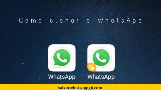 Como clonar o WhatsApp