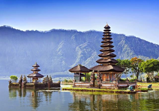 Destinasi Wisata Alam di Pulau Bali