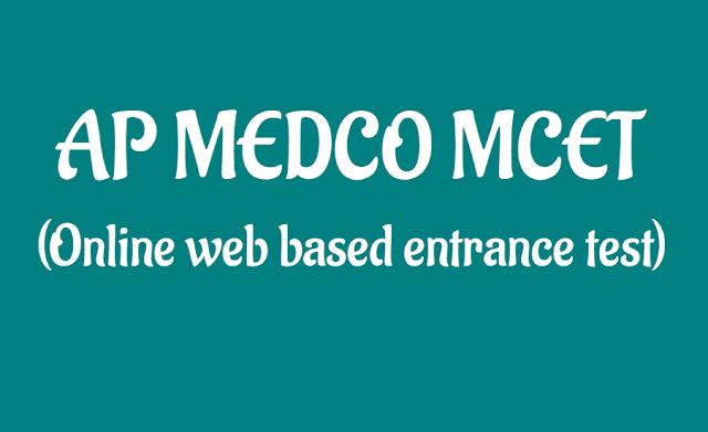 ap mcet-ac-2019 notification,online (web based) common entrance test,mbbs bds admissions,eligibility,how to apply,registration fee,last date,online application form,exam date,results,hall tickets,www.apmedco.com online application