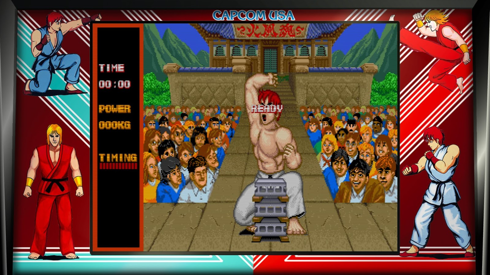Review - STREET FIGHTER 30TH ANNIVERSARY COLLECTION - The