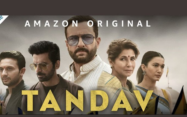 Tandav Review: सैफ अली खान के नेतृत्व में राजनीतिक थ्रिलर मंचूरियन का वादा करता है और लोकी के कोफ्ते प्रदान करता है