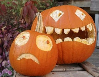 cool easy pumpkin carving ideas
