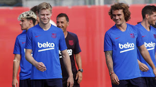 Griezmann, De Jong and Alba need to step up, otherwise Barca can't win La Liga