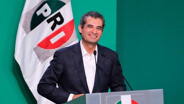 México ha sido bien gobernado por el PRI y seguirá siendo bien gobernado: Ochoa Reza