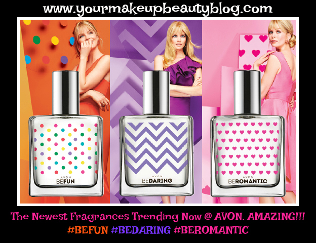 Shop The Newest & Latest Fragrances Trending Now @AVON AMAZING!!! #BEFUN #BEDARING #BEROMANTIC
