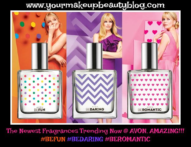 Shop The Newest & Latest Fragrances Trending Now @AVON AMAZING!!! #BEFUN #BEDARING #BEROMANTIC