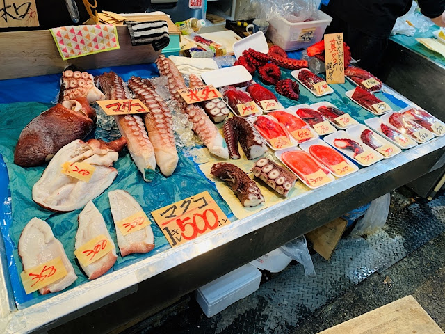 青森魚菜中心-古川市場-青森魚菜センター本店-海鮮