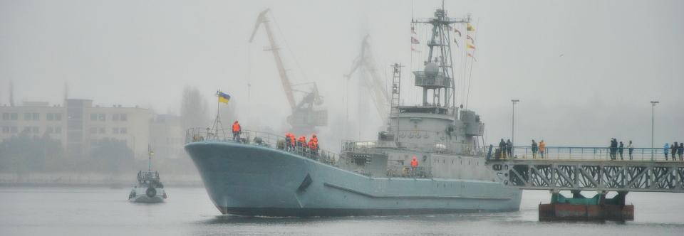 СДК L401 Юрій Олефіренко вийшов з ремонту
