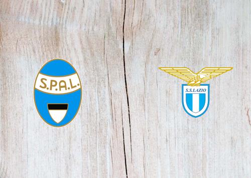 SPAL vs Lazio -Highlights 15 September 2019