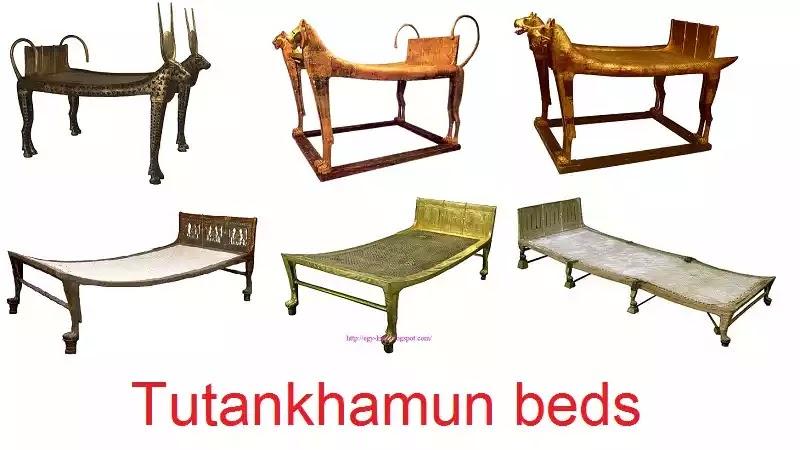 Tutankhamun beds