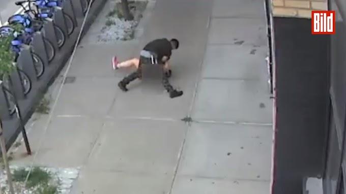 Megerőszakolt egy bevándorló fényes nappal egy nőt New Yorkban – videó