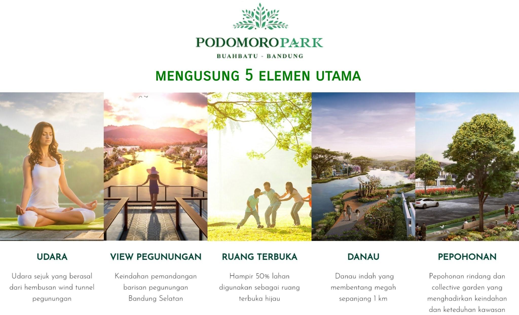 Keunggulan Podomoro Park Bandung