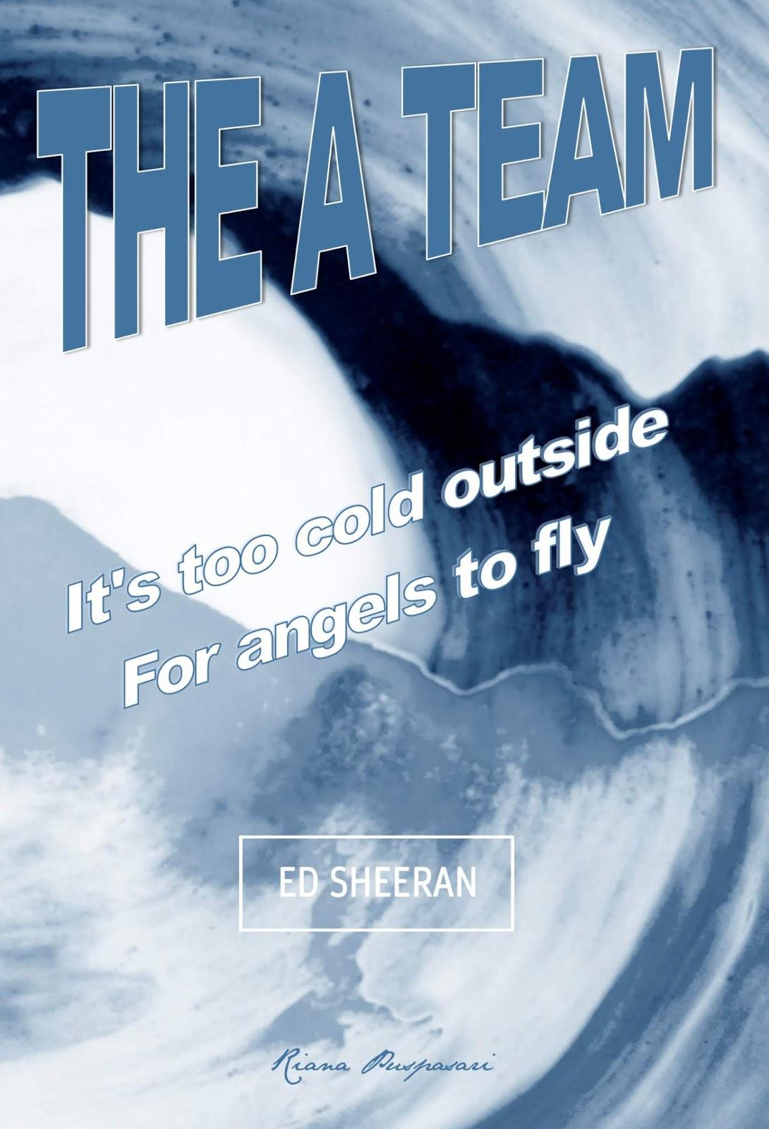 The A Team — Ed Sheeran