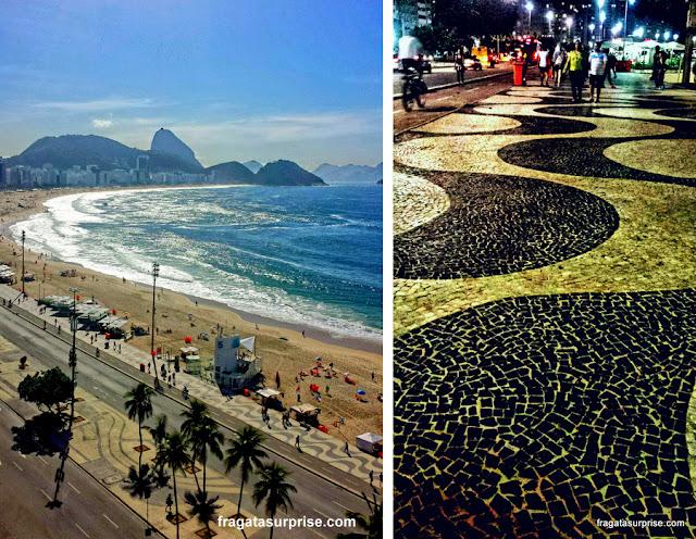 Bairro de Copacabana, Rio de Janeiro