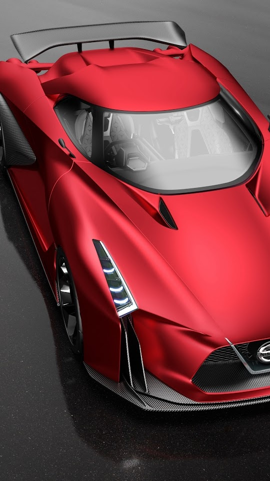 Nissan Concept 2020 Vision Gran Turismo 2015 Galaxy Note HD Wallpaper