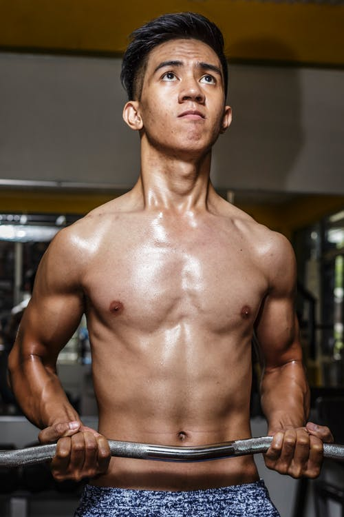 What to eat for making BIG biceps?