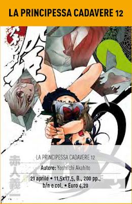 La principessa cadavere #12