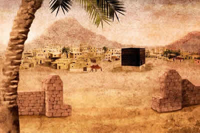 ancient Makkah