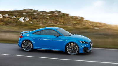 2020 Audi TT RS Review, Specs, Price