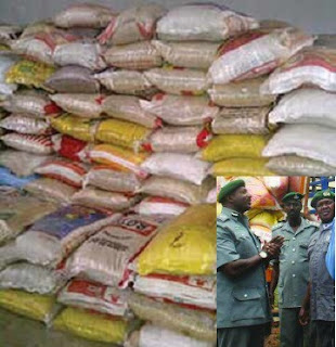 Economic Hardship: 'Dead Human Bodies In Coffins' Turn To Bags Of Rice In Badagry Border; You'll Be Shocked How