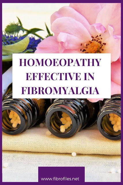 Homeopathy effective in fibromyalgia